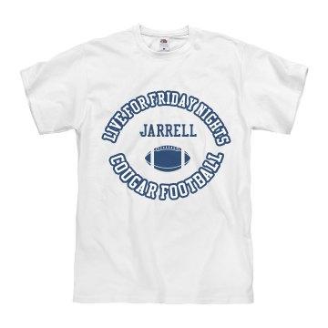 Jarrell Live for Fridays