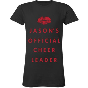 Jason Cheerleader