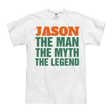 Jason the man
