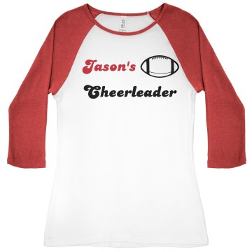 Jason's Cheerleader