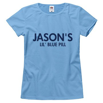 Jason's Lil Blue Pill