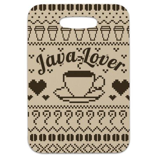Java Lover Tag