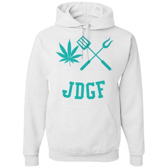 JDGF hoodie