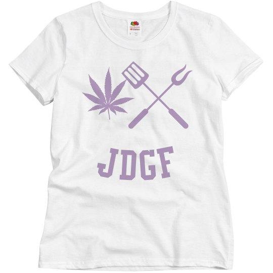 JDGF SHIRT ladies lavender