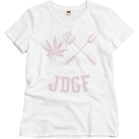 JDGF SHIRT ladies light pink