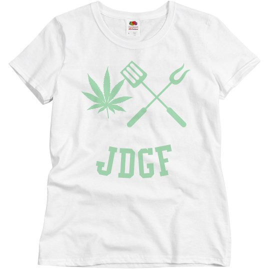 JDGF SHIRT ladies mint