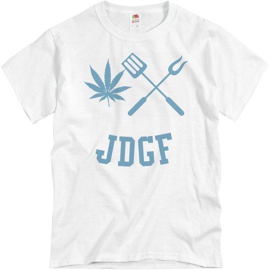 JDGF SHIRT light blue