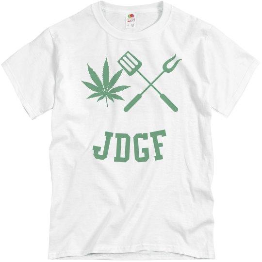 JDGF SHIRT lt.green