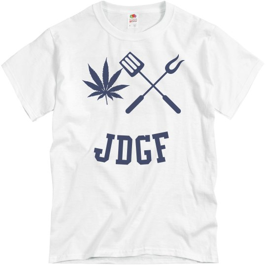 JDGF SHIRT navy blue
