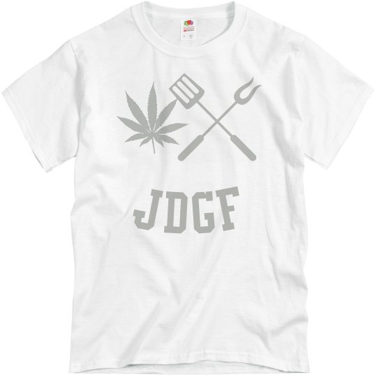 JDGF SHIRT silver