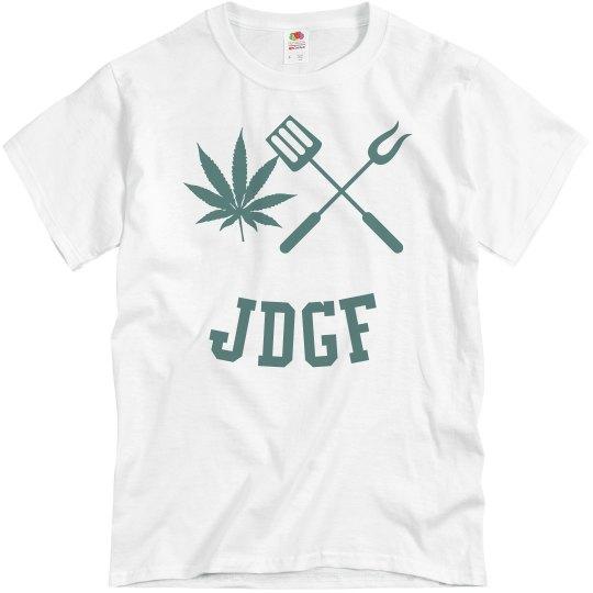JDGF SHIRT teal