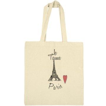 Je T'aime Paris!