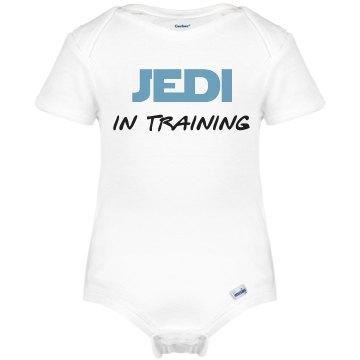 Jedi in Training Onesie