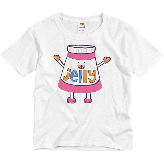 """Jelly """"Best Friends"""" Tee: KIDS"""