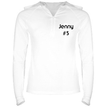 Jenny's Volleyball Top