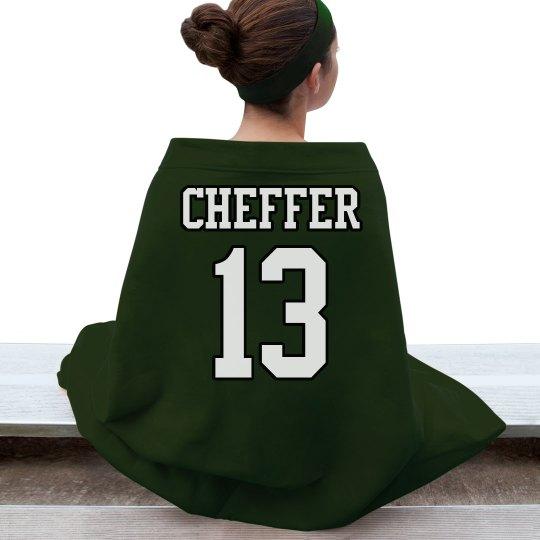 Jersey Style Stadium Blanket