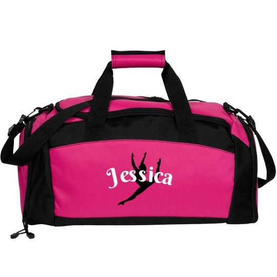Jessica gym bag