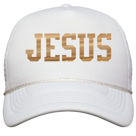Jesus Cap