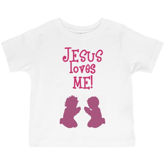 Jesus Love Me (Girl)