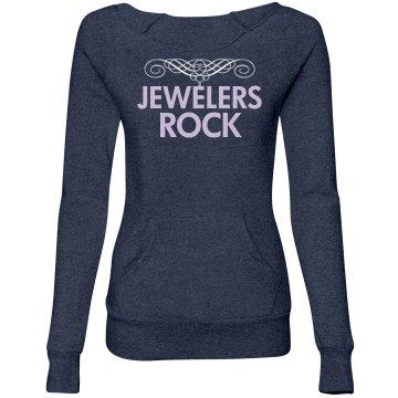 Jewelers Rock Sweatshirt