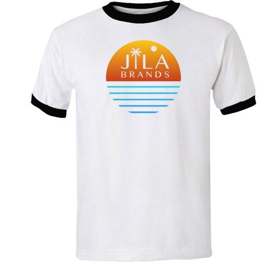 Jila Logo tee