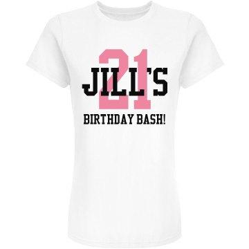 Jill's 21st Birthday