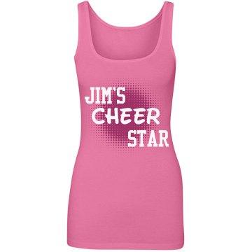 Jim's Cheer Star