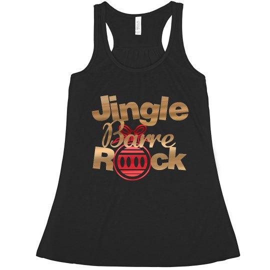 Jingle Barre Rock