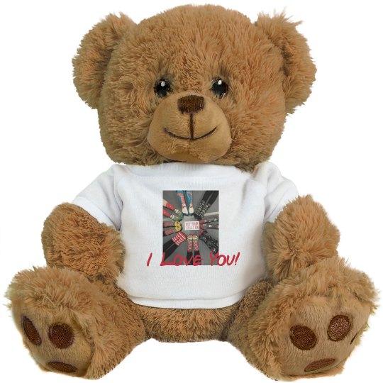 Jingle Teddy Bear