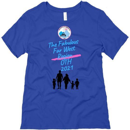 JJ FWR OTH Ladies Relaxed Fit T-Shirt