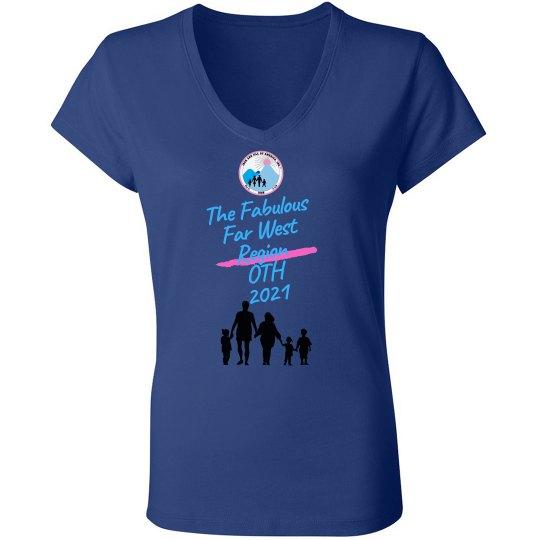 JJ FWR OTH Ladies Slim Fit T-Shirt