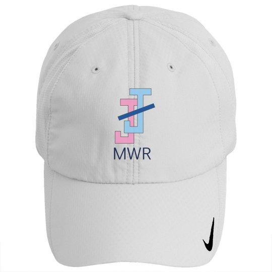 JJ MWR Navy Unisex Hat