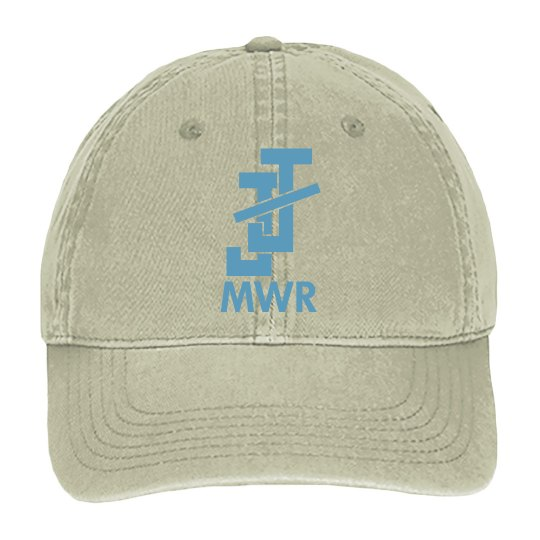 JJ Regional Team Hat - Pink Hat/Blue Text