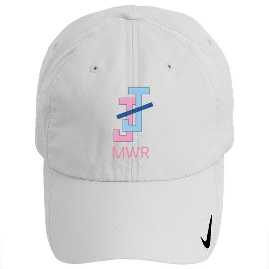 JJ Regional Team Hat - Pink Text