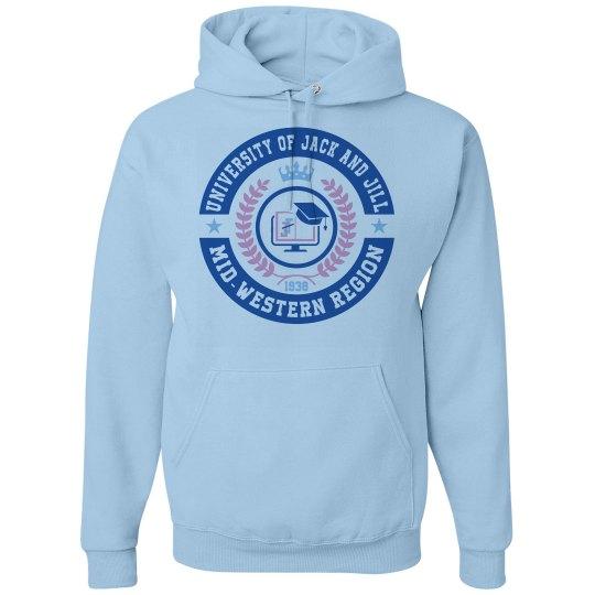 JJ Regional Team Mens/Unisex Sweatshirt