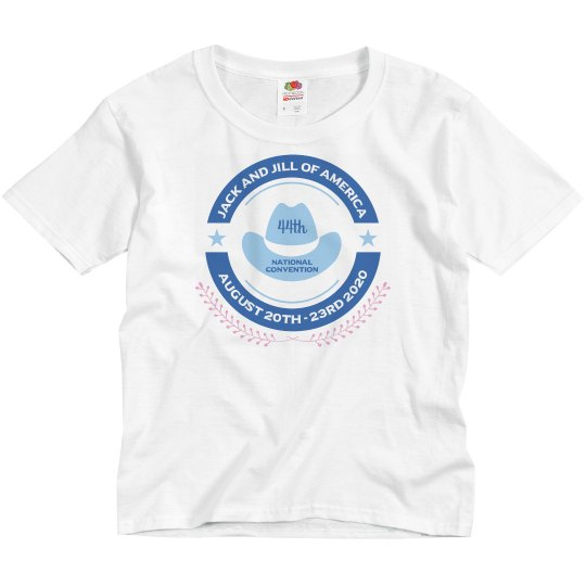 "JJOA 44th Convention ""Close The Gap"" Youth T-Shirt"