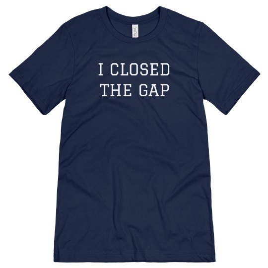 "JJOA ""Close The Gap""  Unisex T-Shirt"