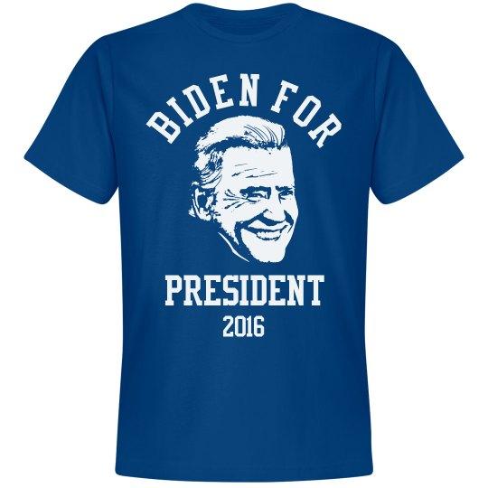 Joe Biden For President T