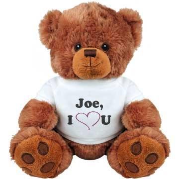 Joe I Love You