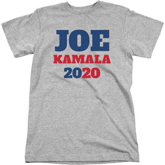 Joe Kamala 2020 Election Tee