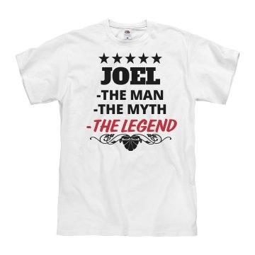 Joel - The Man!