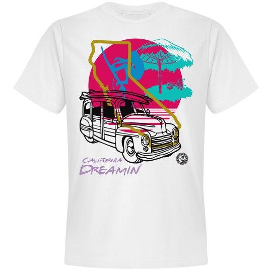 Johnny Dappa Trading Co. Premium California Dreamin' T-
