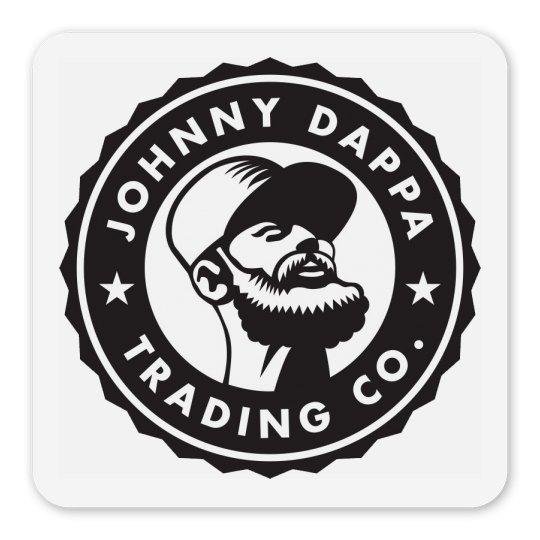 Johnny Dappa Trading Co. Refrigerator Magnet