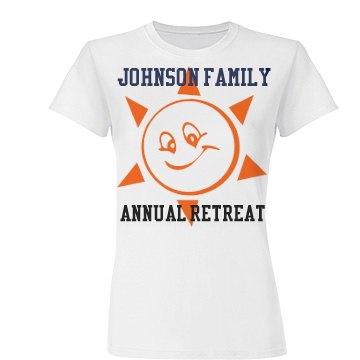 Johnson Family Retreat T
