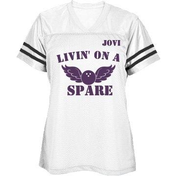 Jon Bon Bowling Jersey