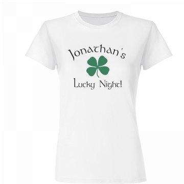 Jon's Lucky Night