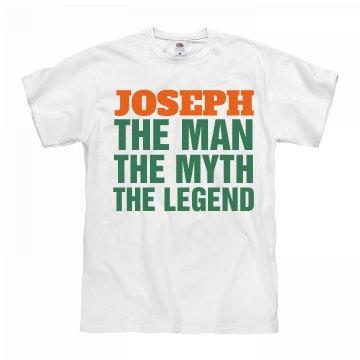 Joseph the man