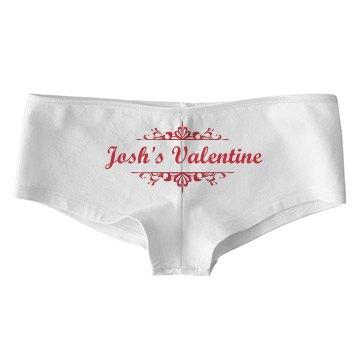 Josh's Red Valentine