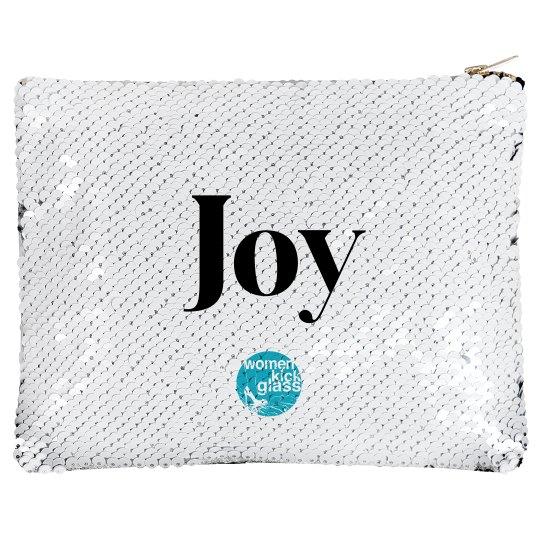 Joy Makeup Bag