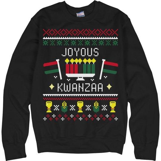 Joyous Kwanzaa to All